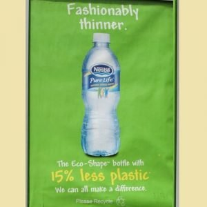 Eco shape bottle Nestle